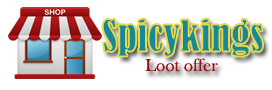 Spicykings Loot Offer